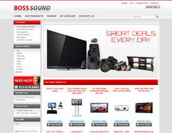 Boss Sound-Online Electronics Store