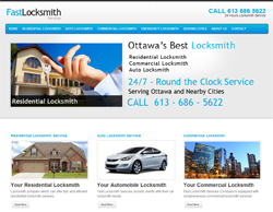 Fast Locksmith Services - Ottawa