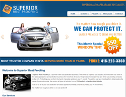 Superior Rust Proofing - car rust proofing services