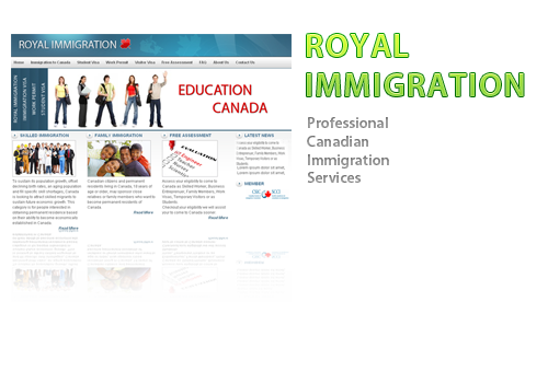 ROYAL IMMIGRATION, CANADA