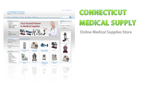 Connecticut Medical Supply Group - Online Medical Supplies Store